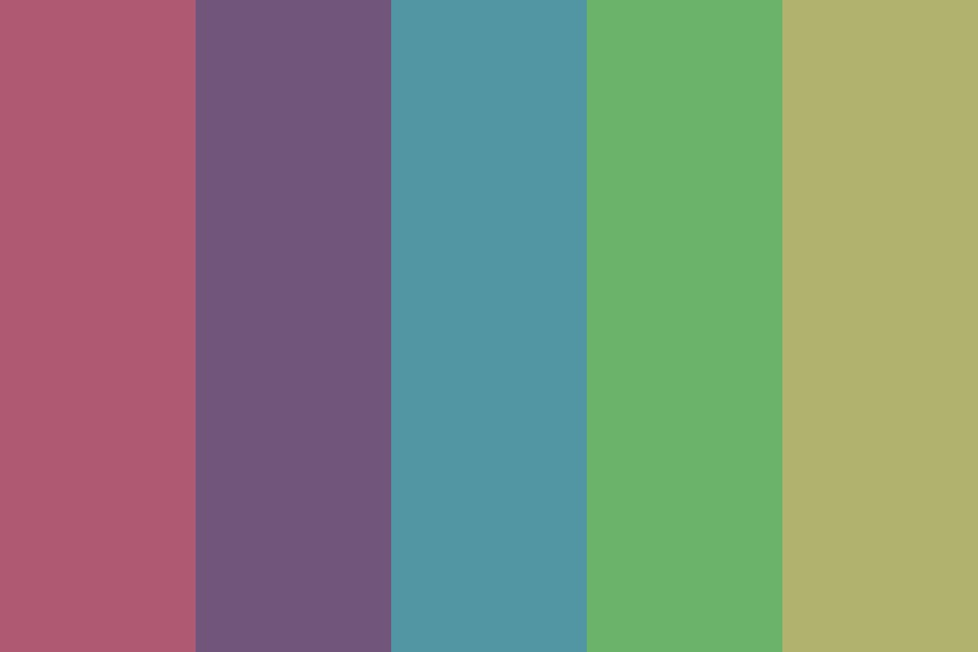 Darker K Color Palette