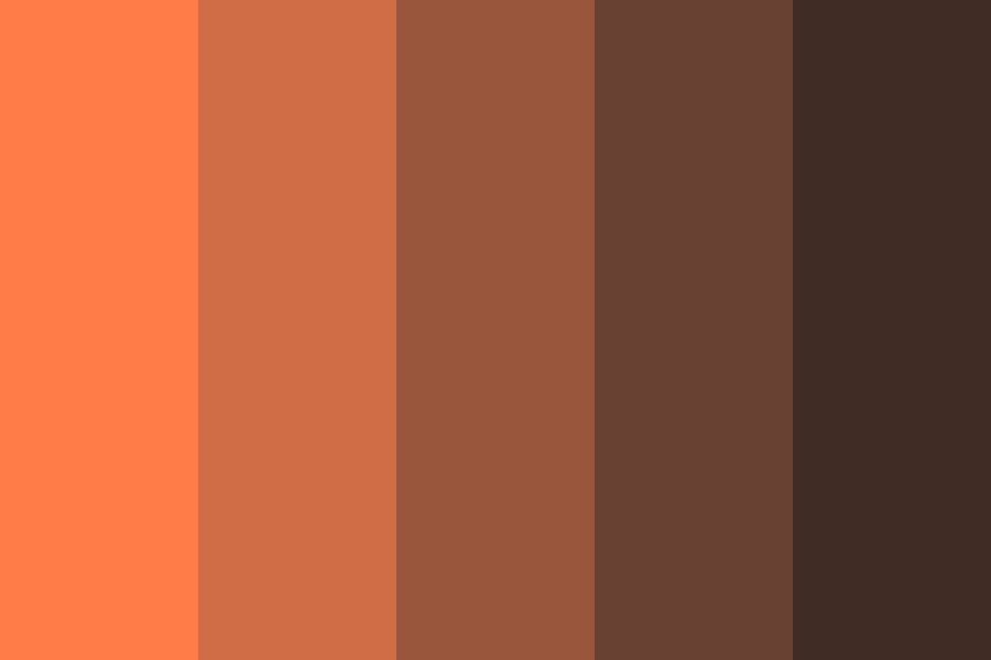 Darker Tones Color Palette
