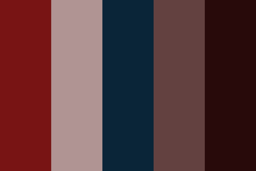 Darks Izzy Color Palette