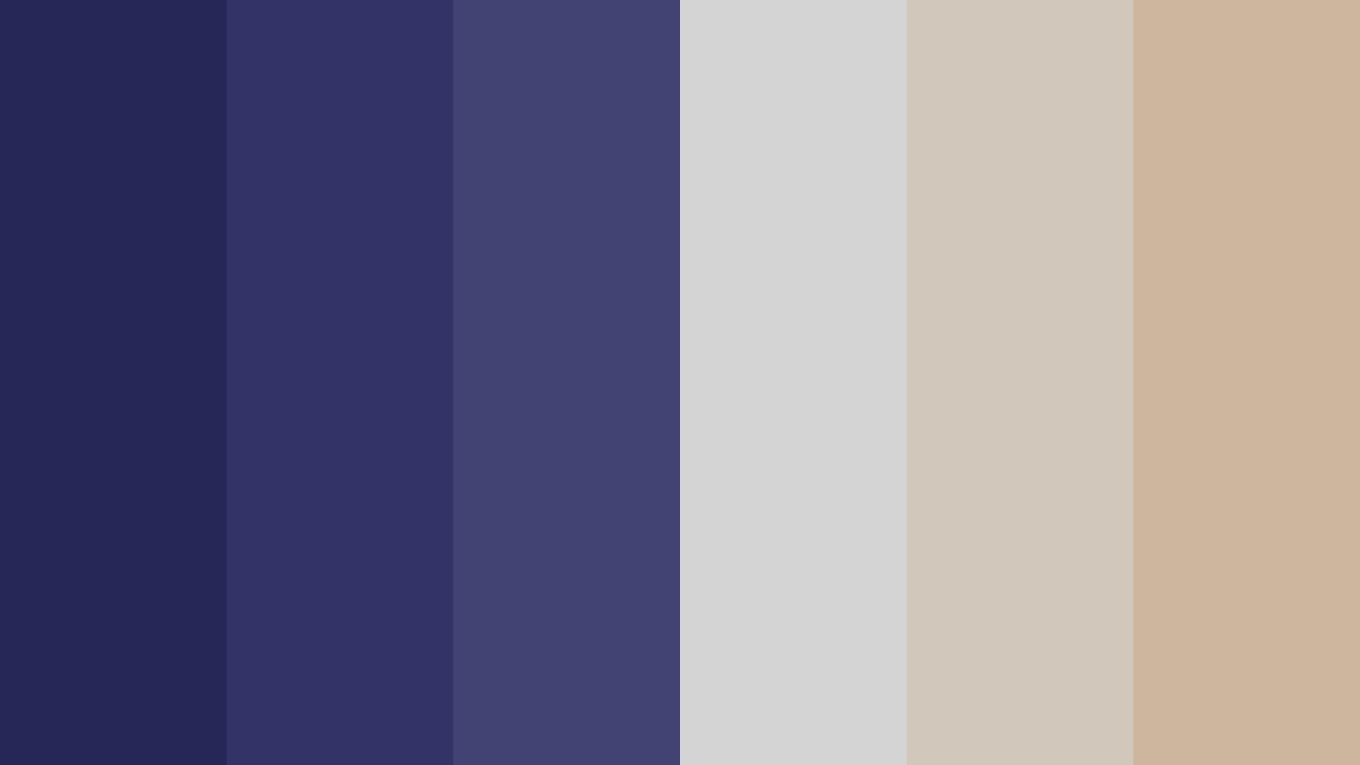 Deep Koamaru Color Palette