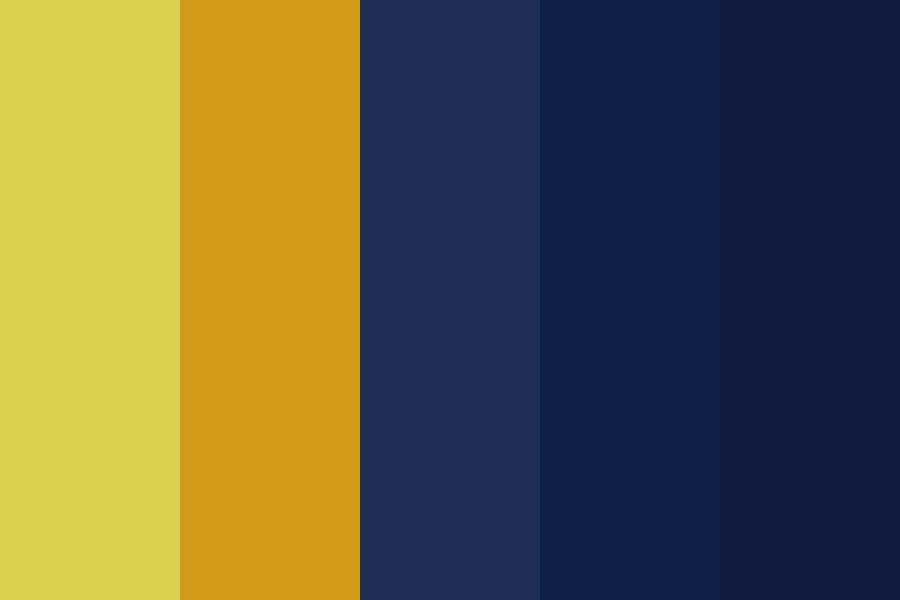 Deep Night Color Palette
