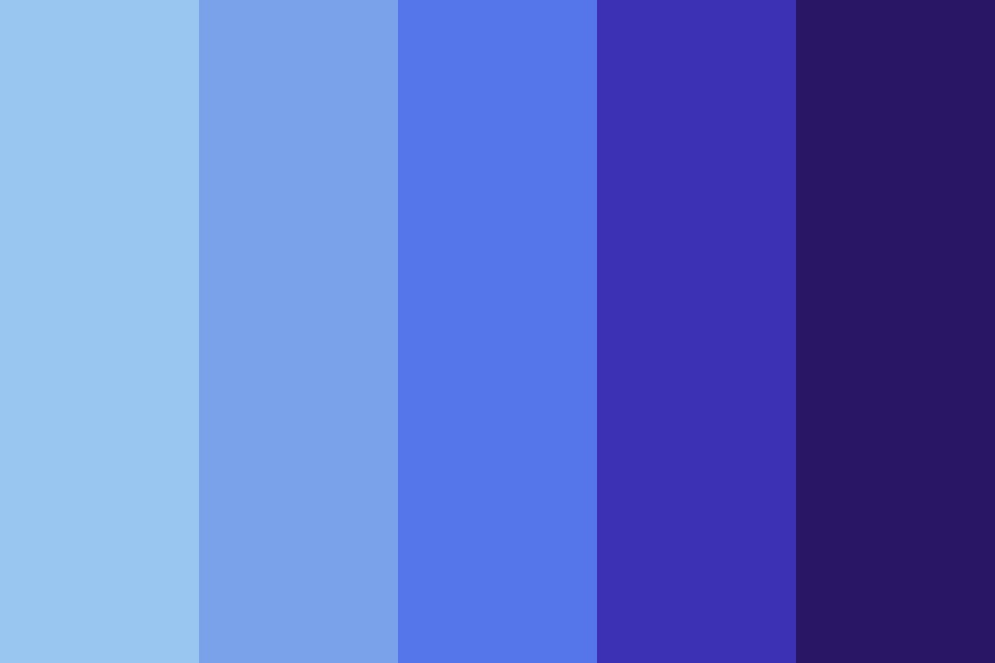 Deep Sky Color Palette