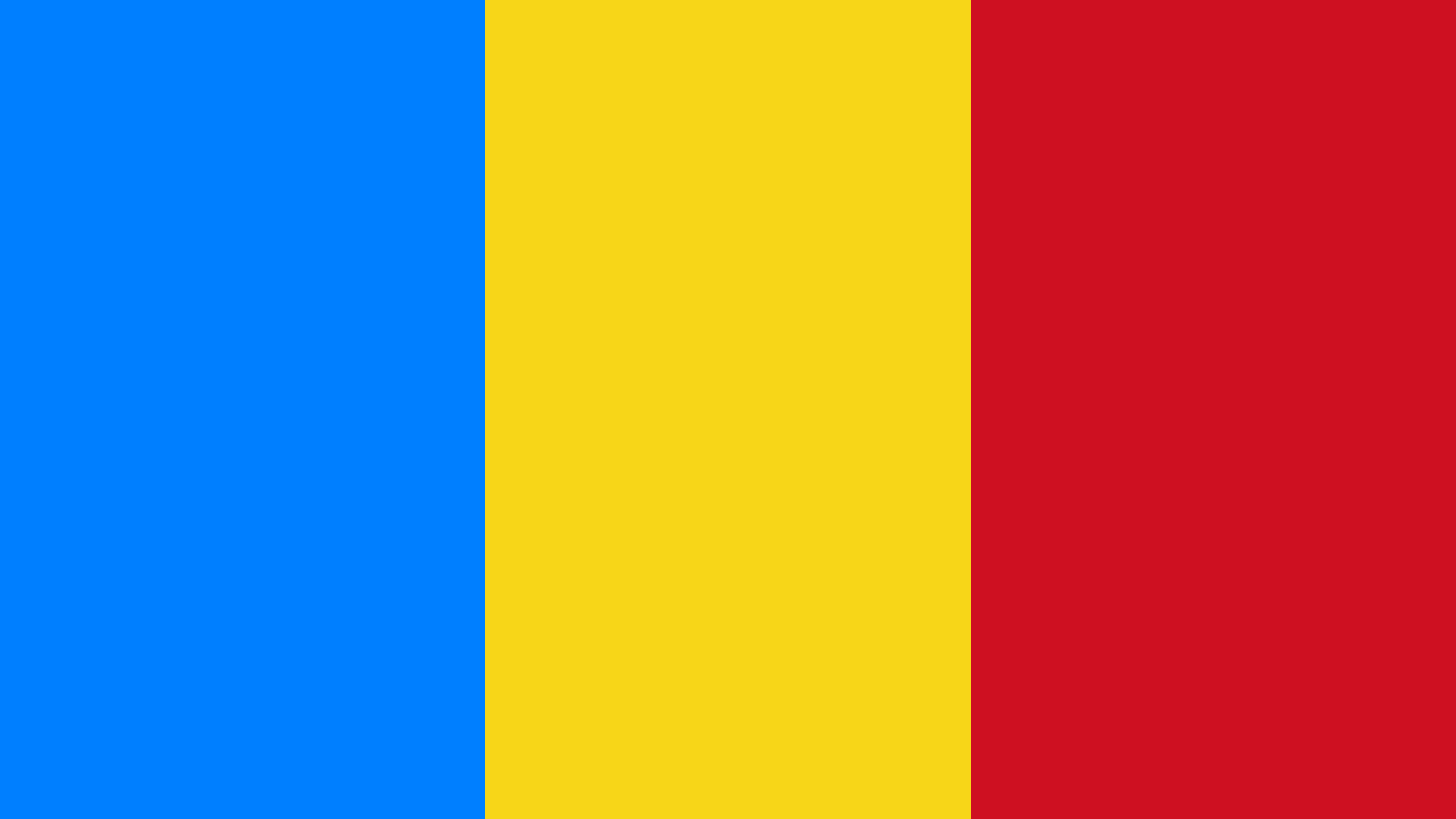 Democratic Republic Of The Congo Flag Color Palette