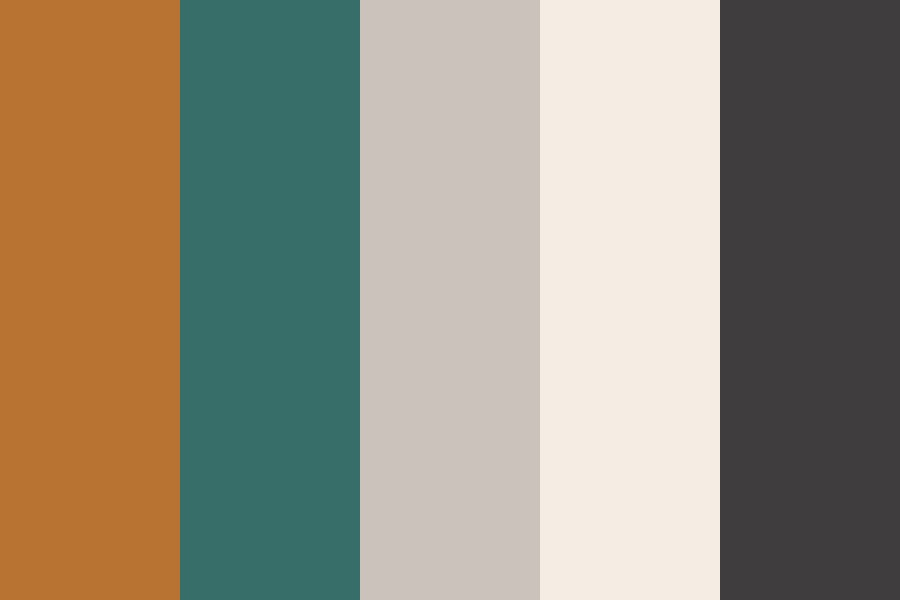 Desert Evening Color Palette