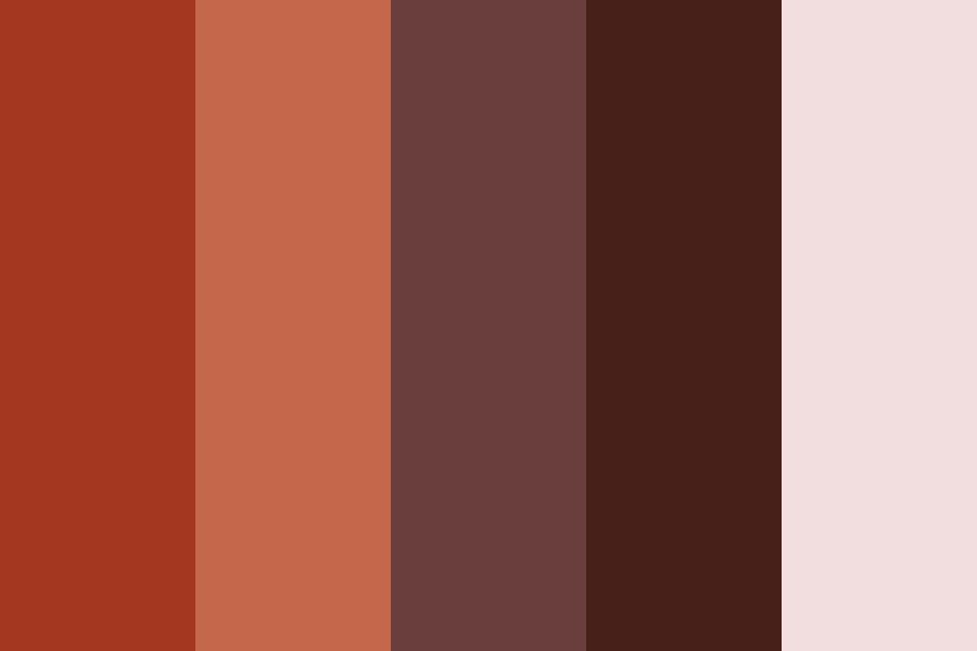 Desert Jewelry Color Palette