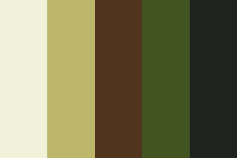 Desertsands Color Palette