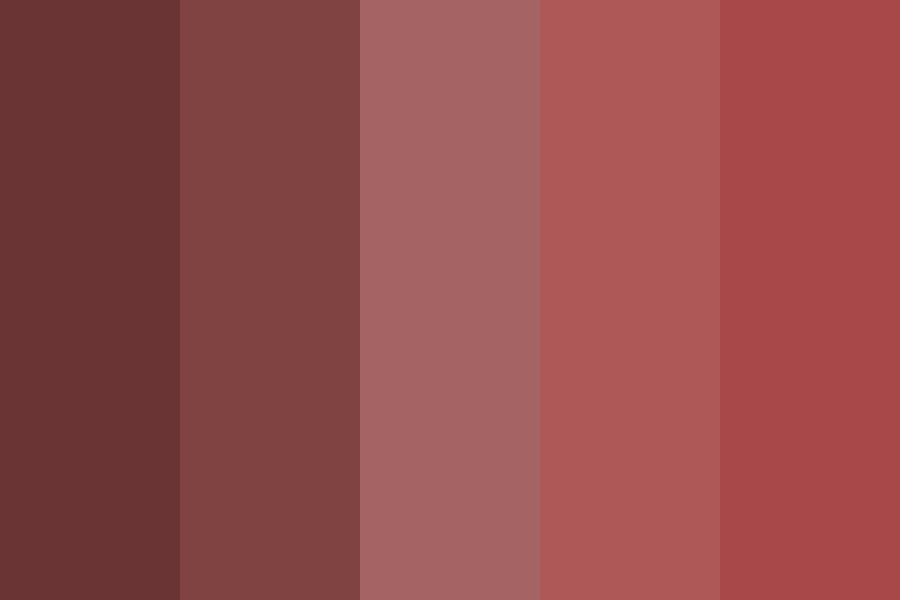 Dilluted Aesthetic Color Palette