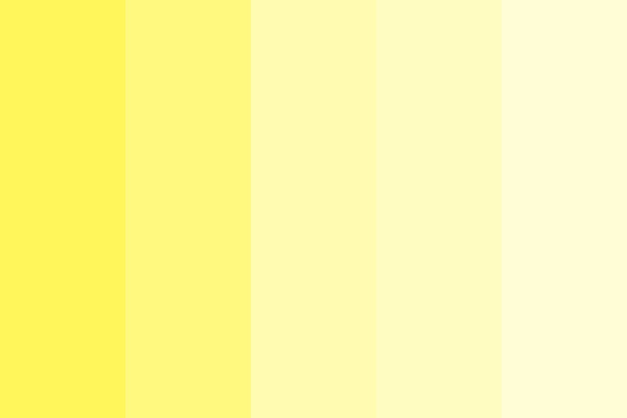 Dodie Yellow And Then Some Color Palette