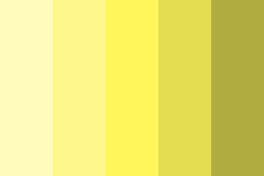 Dodie Yellow Tho  Color Palette