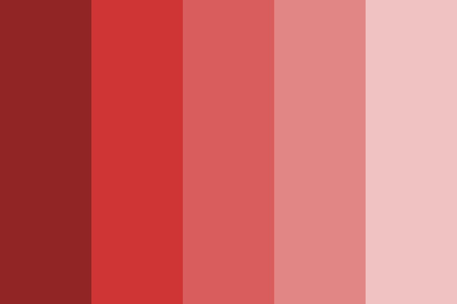 Dred Color Palette