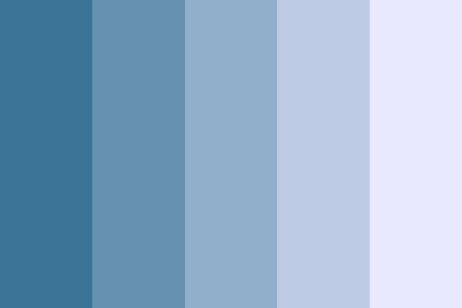 Drifting Through Space Color Palette