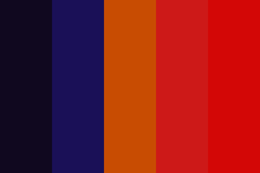 Drx   Darks Color Palette