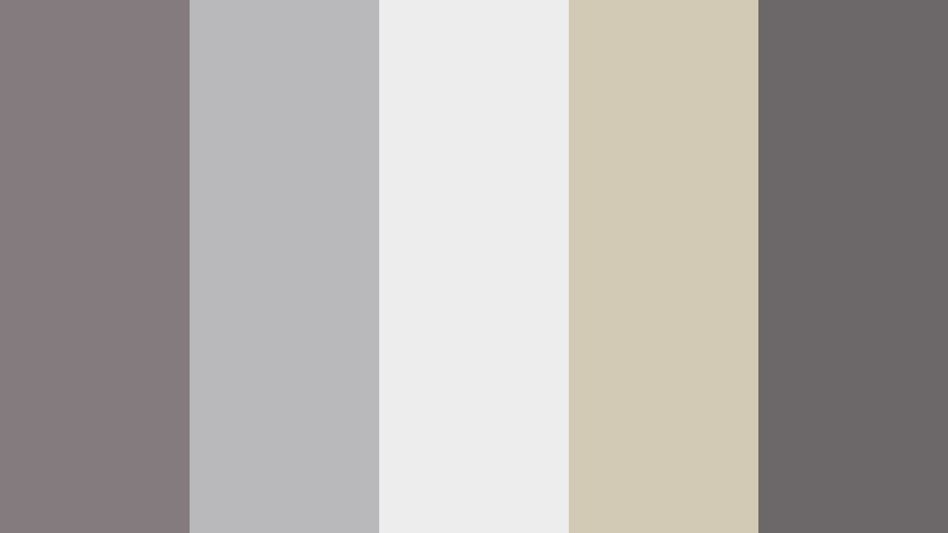 Dull Gray Walls Color Palette