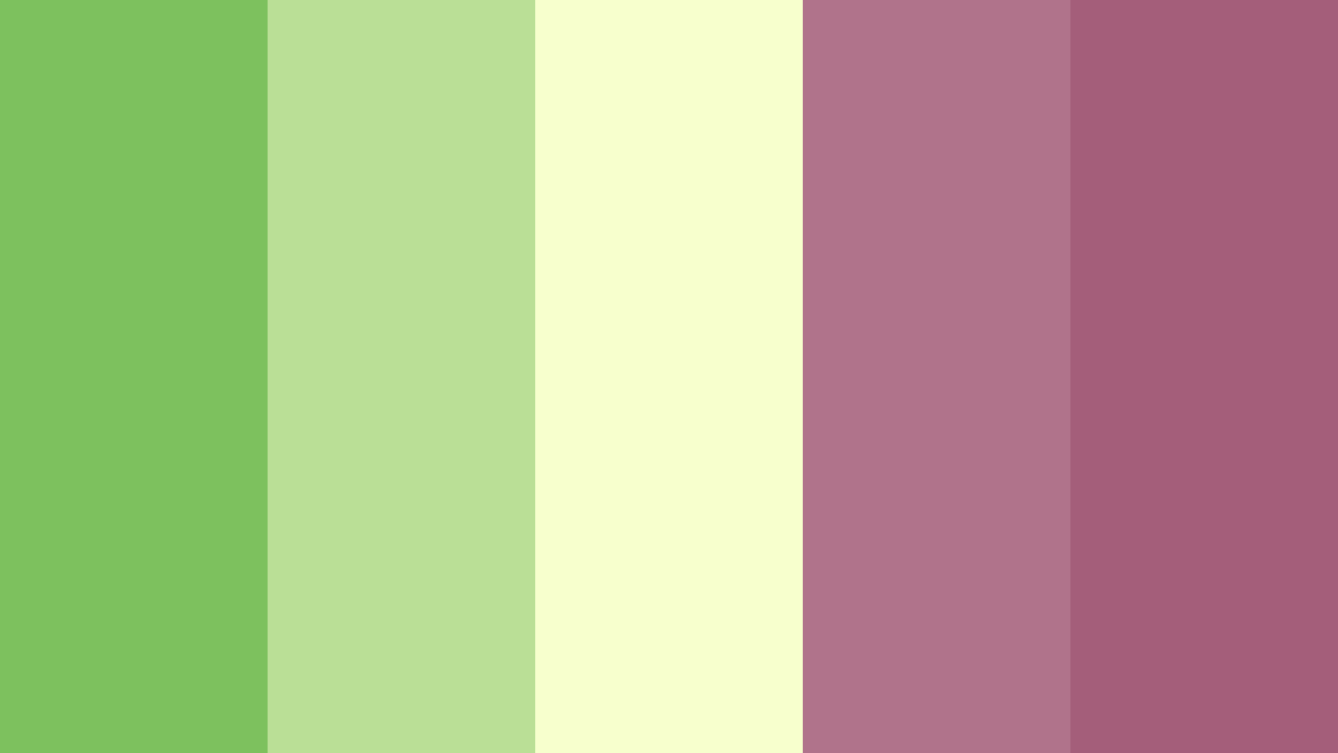 Dull Rose For You Color Palette