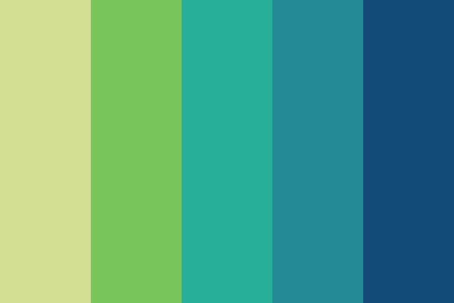Dumb Cartoons Color Palette