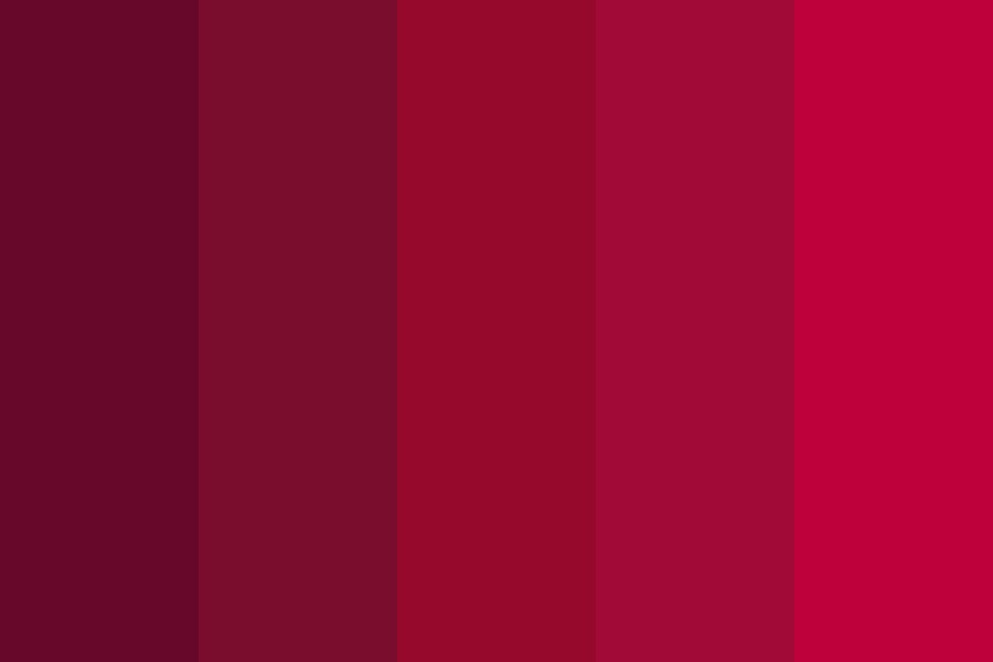 Dusky Roses Color Palette
