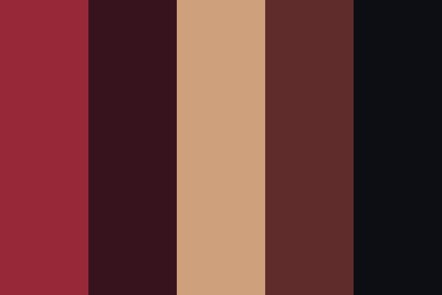 Earth In Autumn Color Palette