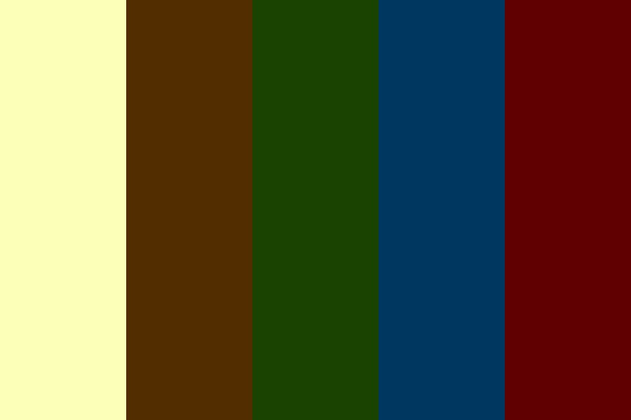 Earth Set Color Palette