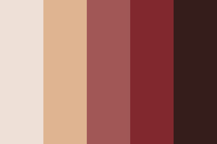 Earthy Colors Color Palette
