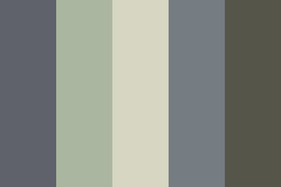 Earthy Essence Color Palette