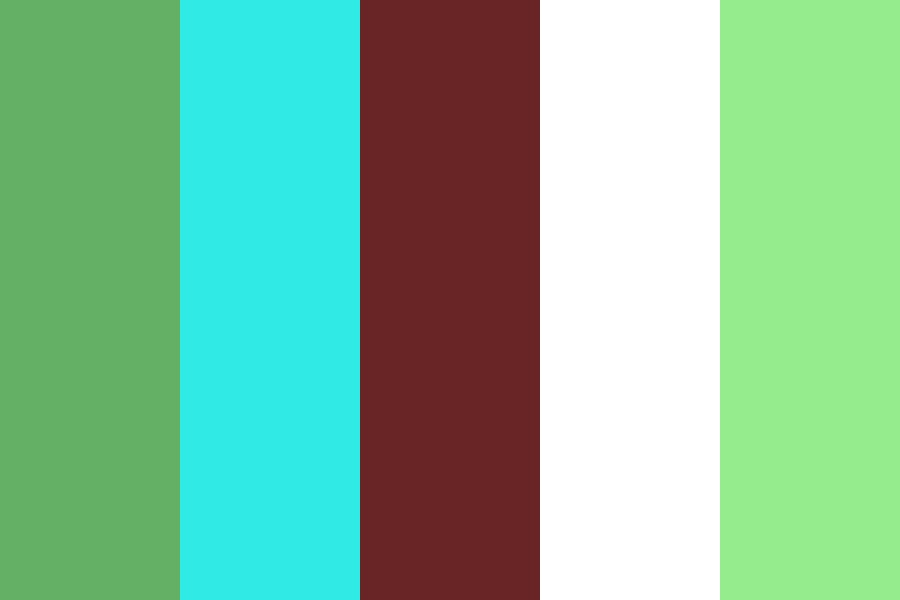 Earthyness Color Palette