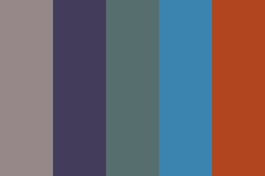 Earthytones Color Palette