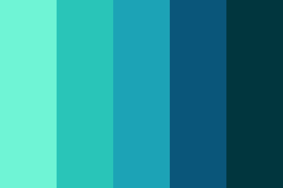 Edge Of Night Color Palette