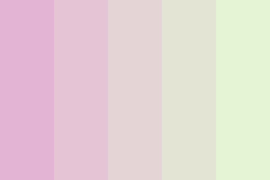 Even With No Flowers   Color Palette