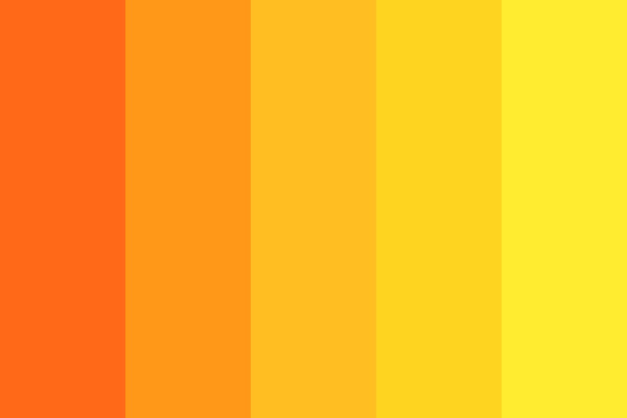 Excuse Us While We Sing To The Sky Color Palette