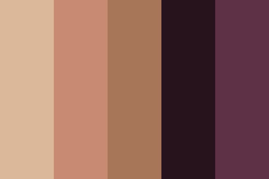 Eyes In The Dark Color Palette