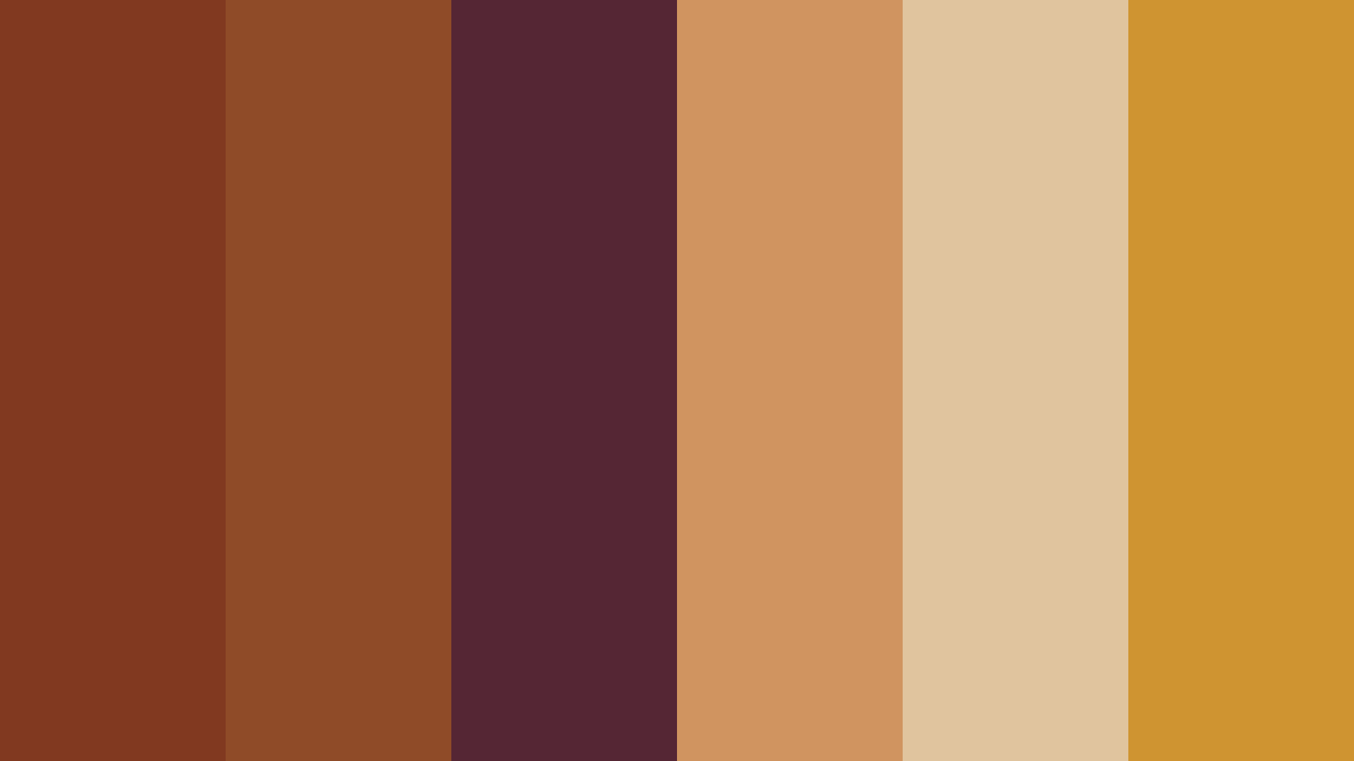 Facade Of Dull Color Palette