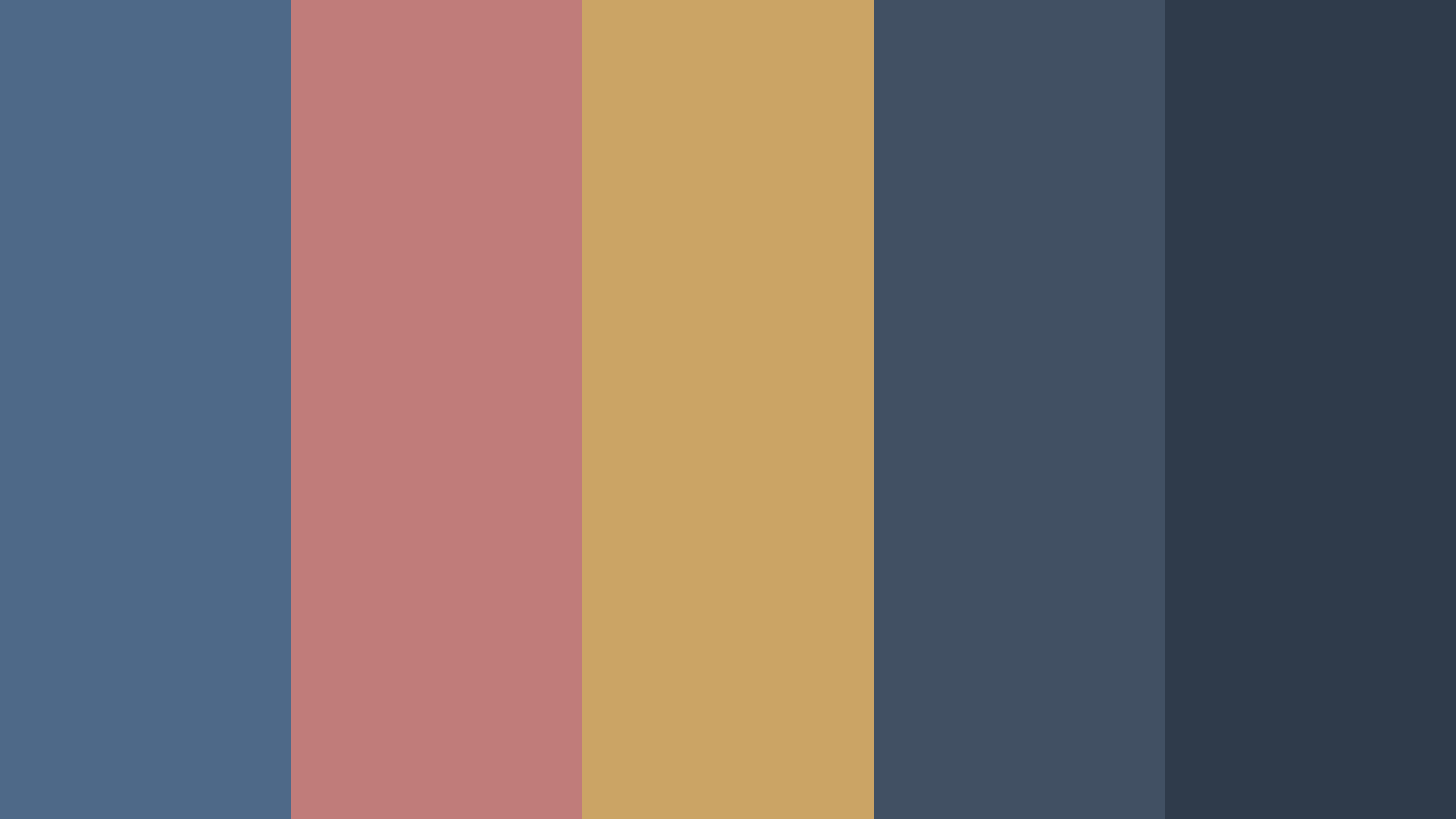 Faded And Torn Color Palette