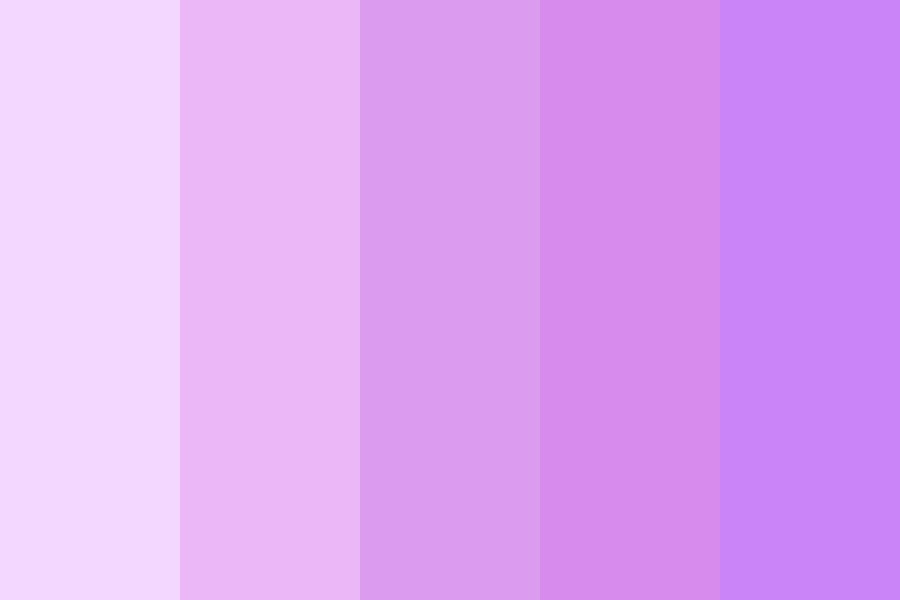 Fall Asleep And Dont Wake Color Palette