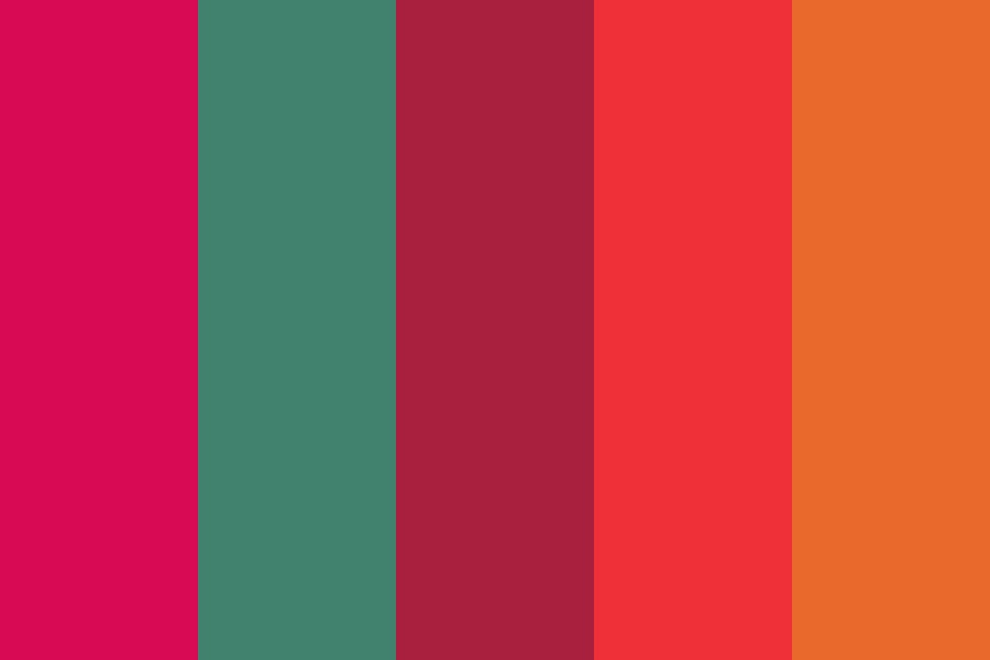 Fall Is Coming Color Palette