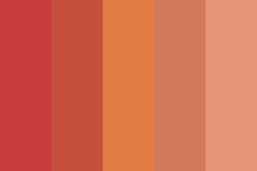 Fall Life Color Palette