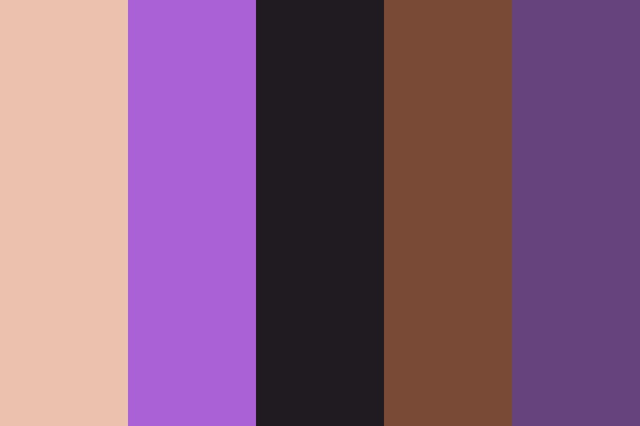 Fall Out Boy   With Puppies Color Palette