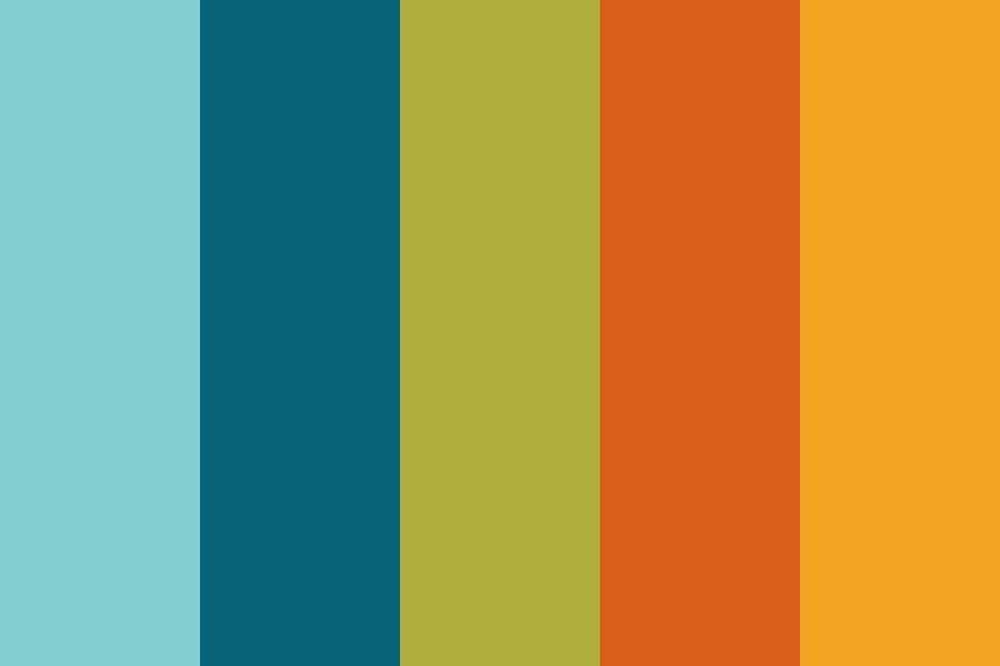 Fall Party Color Palette