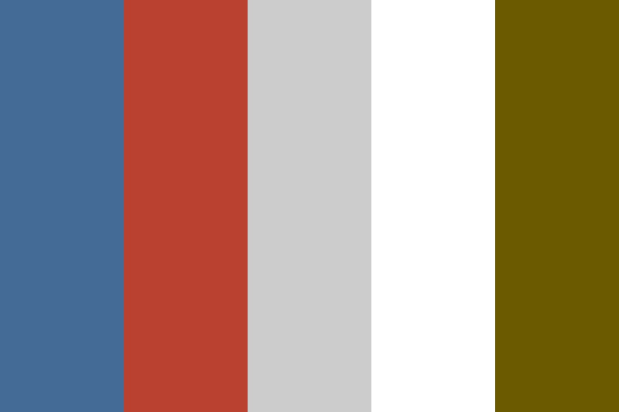 Family Tree Color Palette