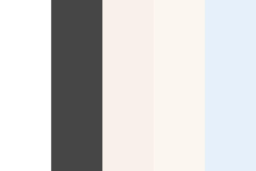 Fashion Pastel Color Palette