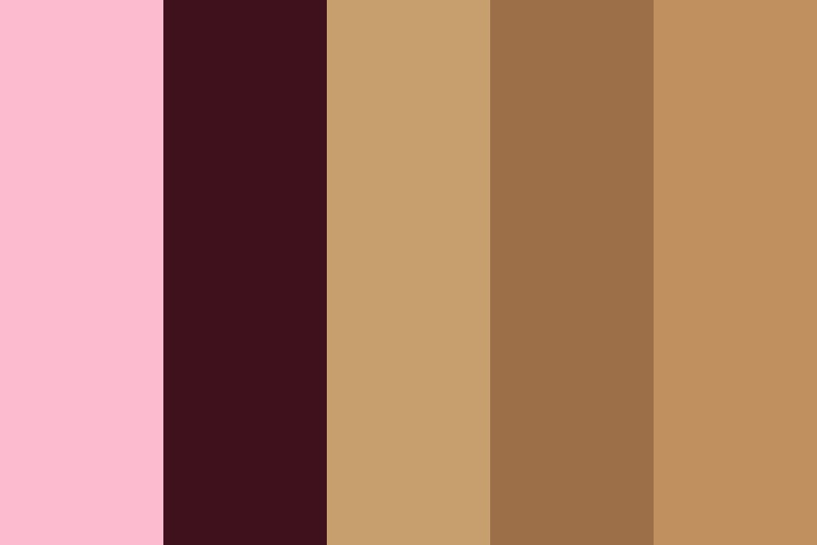 Favored Colors Color Palette