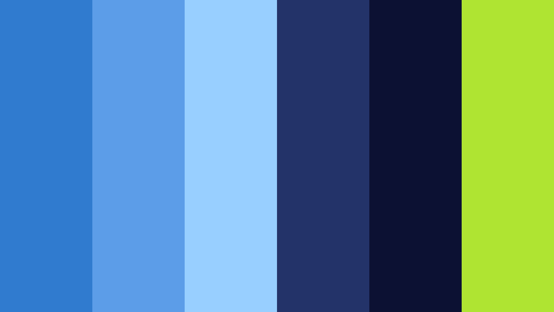 Feel Like Drowning Color Palette