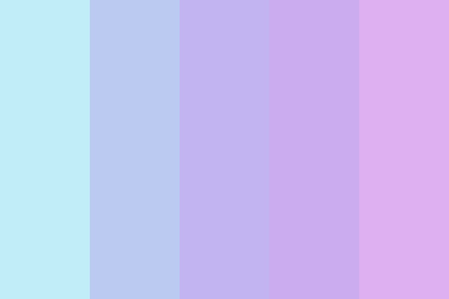 Filtered Fun Color Palette