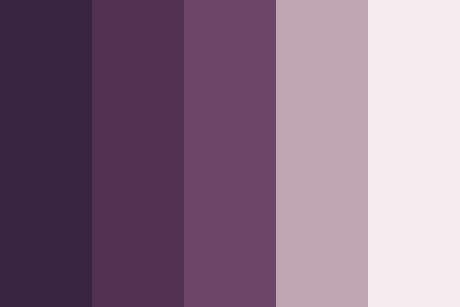 Filtered Nightshade Color Palette