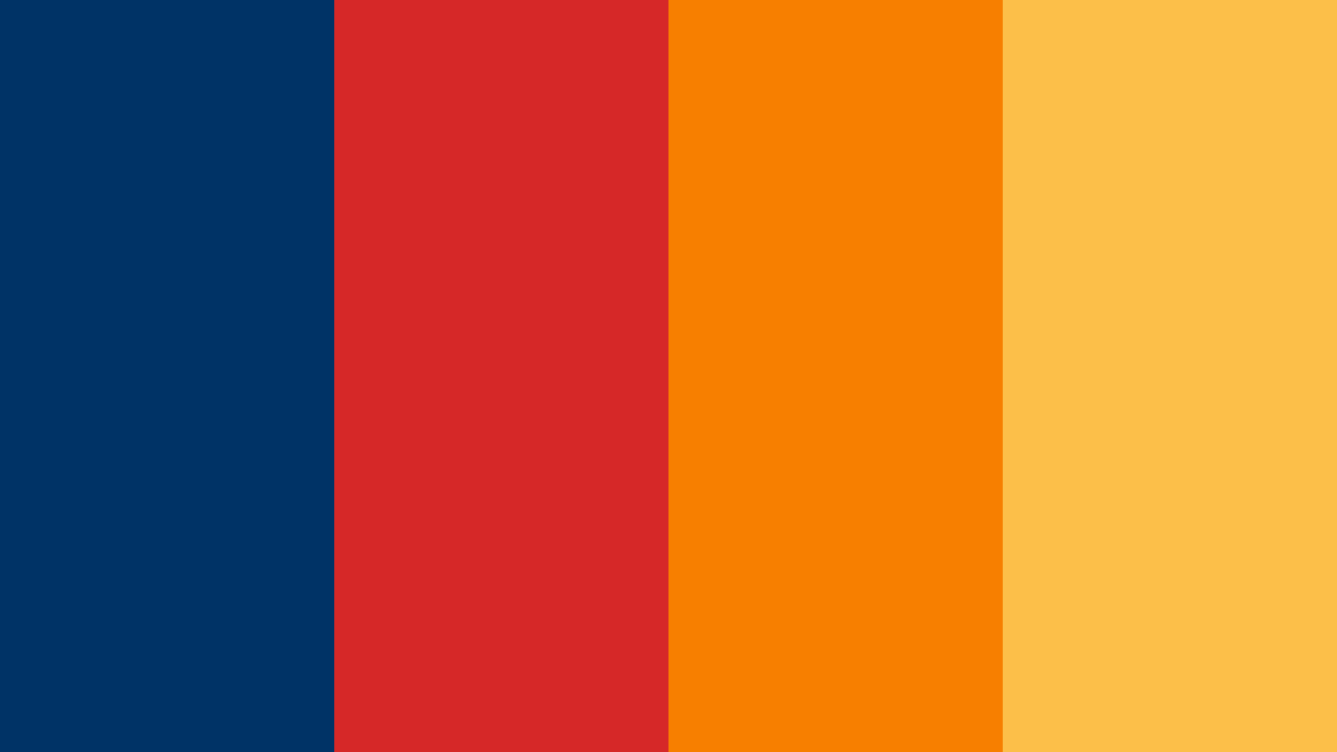 Fire In The Night Color Palette