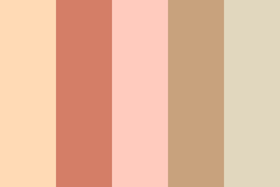 Fire Thoughts Color Palette