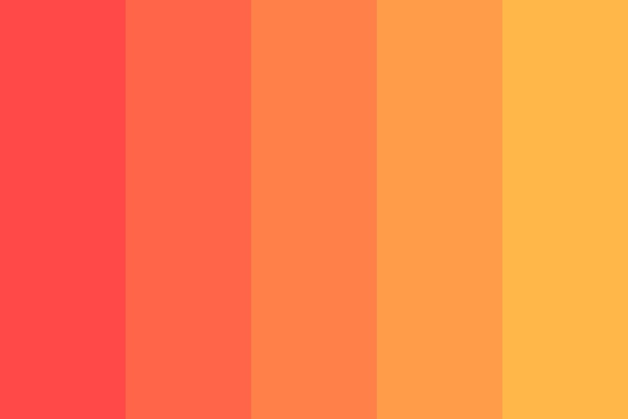 Fireboy Color Palette