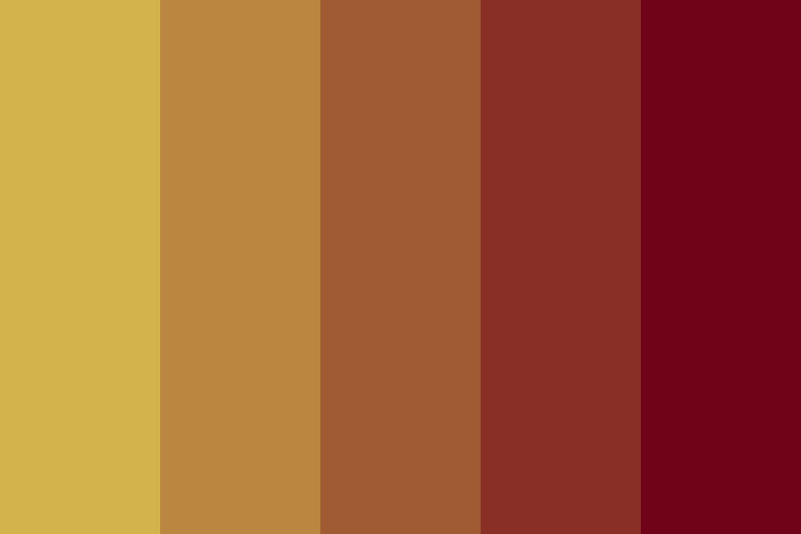 Firefly Alley Color Palette