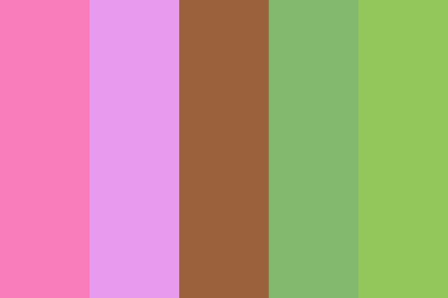 Fireweed Color Palette