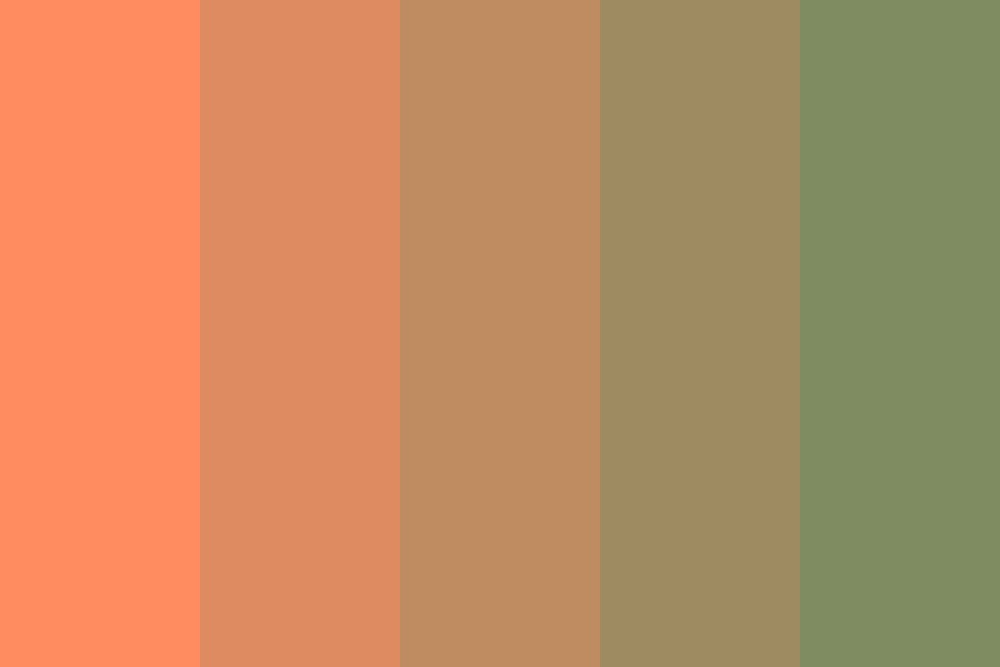 First Day Of My Life   Bright Eyes Color Palette