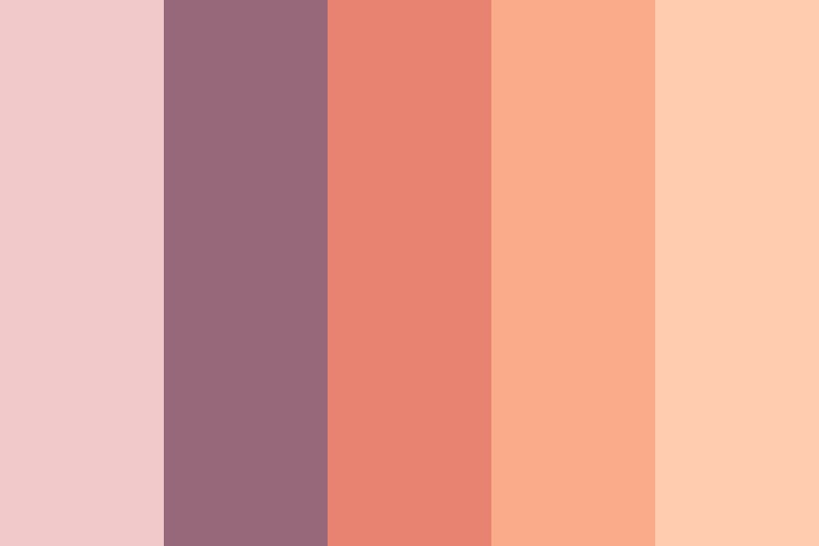 Flashfire Color Palette